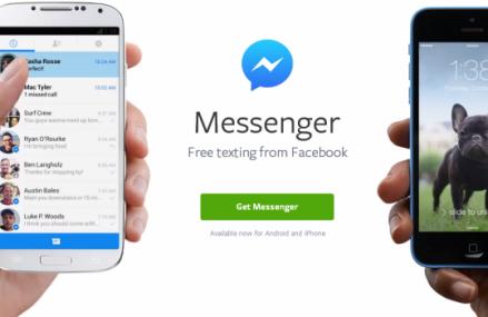 Facebook Messenger Is No. 1 in App Store
