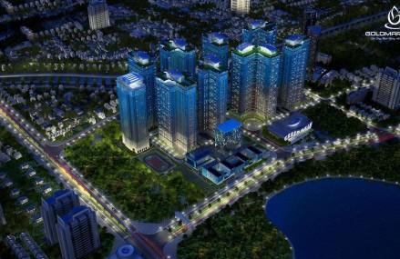 Dự án chung cư Goldmark City 136 Hồ Tùng Mậu