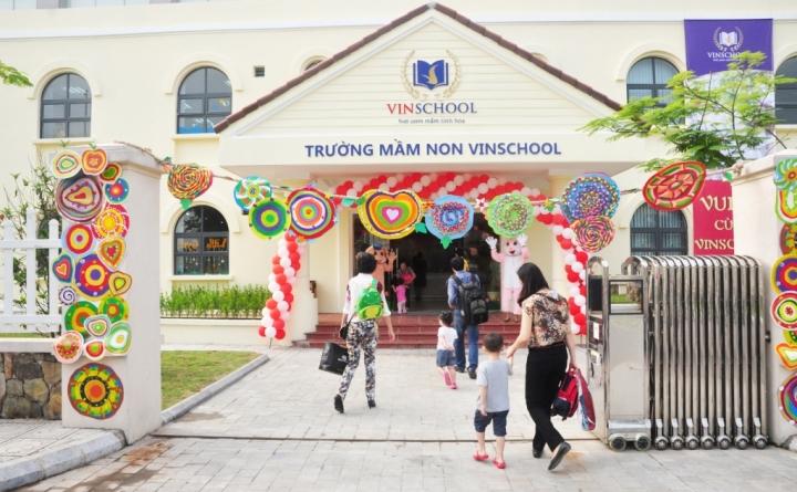 Trường mẫu giáo Vinschool