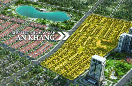 Biệt thự cao cấp An Khang Villa Nam Cường tại Dương Nội