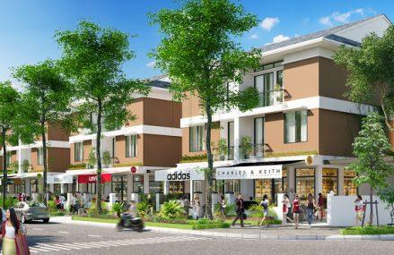 Biệt thự An Phú Shop Villa Nam Cường khu đô thị Dương Nội