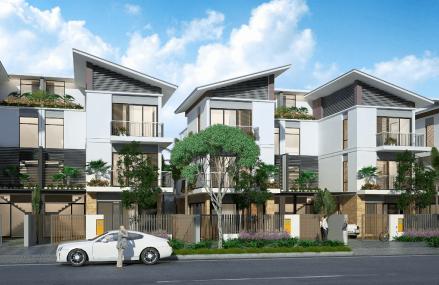 Biệt thự An Vượng Villa Nam Cường khu đô thị Dương Nội