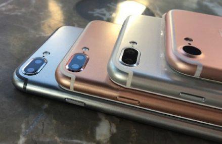[IPhone 7 Plus]                       Trung Quốc sản xuất iPhone 7 mô hình trước cả Apple