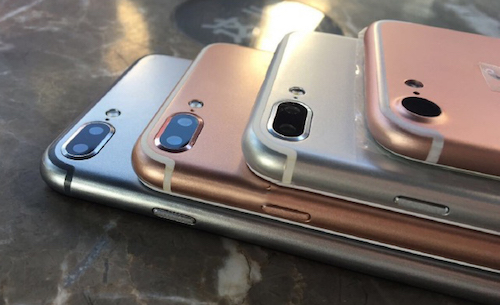 [IPhone 7 Plus]                       Trung Quốc sản xuất iPhone 7 mô hình trước cả Apple                                     759