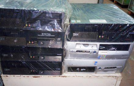 [Máy tính cũ]                       Máy tính cũ giá vài trăm nghìn đồng bán tràn lan
