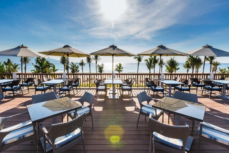 Nhà hàng ven biển