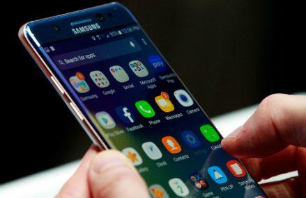 [Samsung]                       Galaxy Note 7 qua mặt iPhone 6s Plus về thời lượng pin