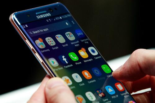 [Samsung]                       Galaxy Note 7 qua mặt iPhone 6s Plus về thời lượng pin                                     752