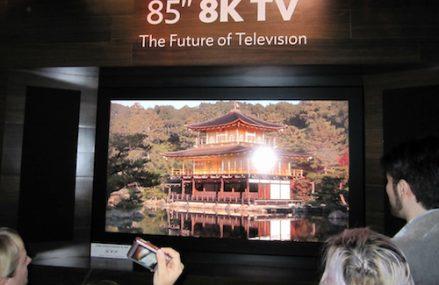 [Sony]                       Sony và Panasonic sẽ bán TV 8K vào năm 2020